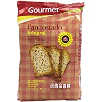 Gourmet Pan Tostado Integral - 270 g