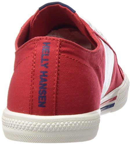 Helly Hansen - Berge Viking Low, Scarpe sportive Uomo Multicolore (385 Flag Red / Night Blue / Vu)