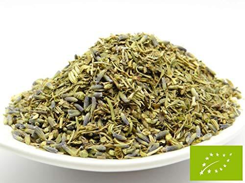pikantum Bio Kräuter der Provence | 500g | grob gerebelt | französische Gewürzmischung | Herbes de Provence
