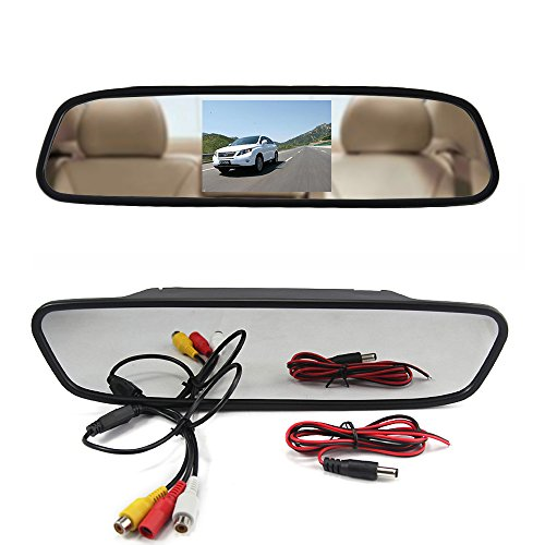 oem 4.3-inch rear view tft-lcd color car monitor and car rear view camera combo OEM 4.3-Inch Rear View Tft-Lcd Color Car Monitor And Car Rear View Camera Combo 51CbaEMrK5L