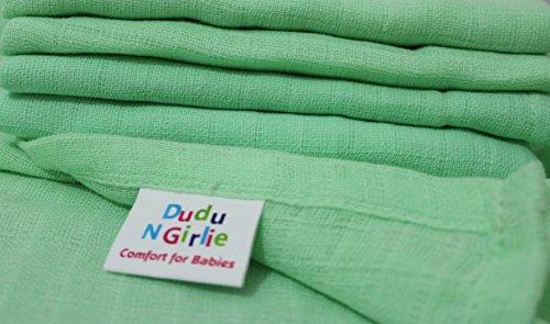 dudu-n-girlie-premium-in-mussola-di-cotone-di-altissima-qualita-6-pezzi-colore-verde-menta