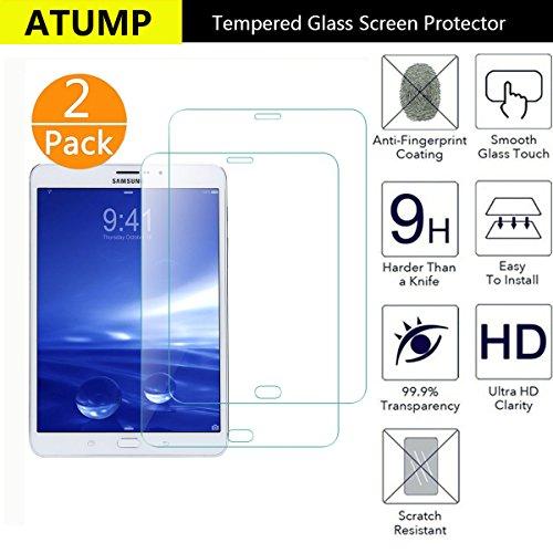 Galaxy Tab S2 8.0 Panzerglas Schutzfolie Glas Folie Panzerfolie for Samsung Galaxy Tab S2 8.0 T715N / T719 Displayfolie - 9H Hardness aus gehärtetem Glas - 9H Hardness aus