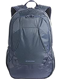 "Tucano Doppio Azul Mochila - Mochila para portátiles y netbooks (Azul, 39,6 cm (15.6""), 330 mm, 480 mm, 180 mm, 542 g)"