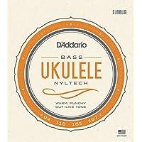 Daddario EJ88UB Nyltech Bass Ukulele Saitensatz