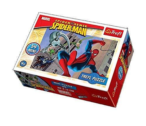 Puzzle 54 pièces - Spiderman