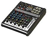 IS 2MIX4XU Kompakter Mischpult mit integriertem Audio-Recorder und Bluetooth-Konnektivität