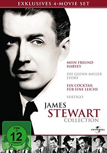 James Stewart Collection - 4-Movie-Set [4 DVDs]