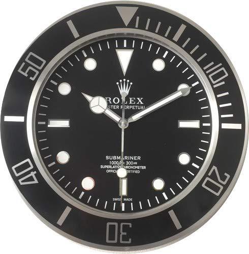 Submariner Rolex Wanduhr 35 Cm Hand Made In Italy