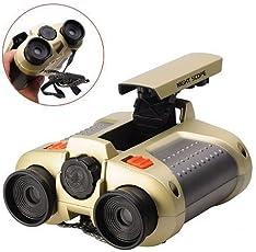 RK Toys Night Scope Binocular with Pop-Up Light