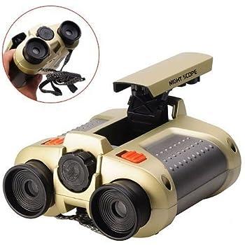 Generic Night Scope Toy Binocular with Pop-Up Light
