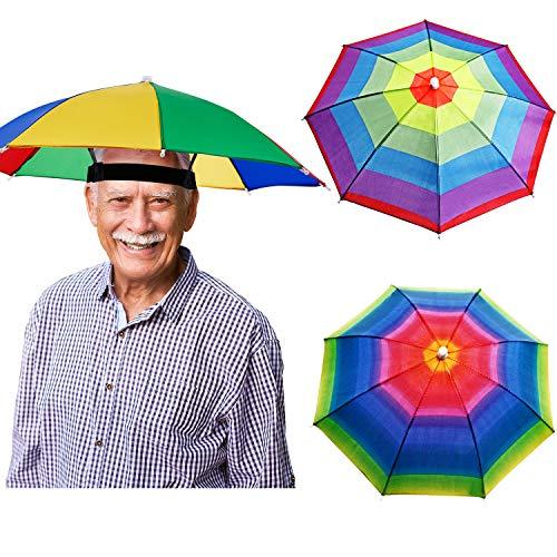 Regenschirm Mützen Angeln Cap Sonnenschirm Stirnband ()