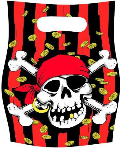- Piraten Geschenk Tags
