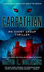 Carpathian: An Event Group Thriller (Event Group Thrillers) by David Golemon (2014-03-25)