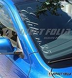 F10 Edition 35 Frontscheibenaufkleber von FINEST-FOLIA
