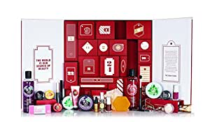 The Body Shop 24 Happy Days Premium Advent Calendar