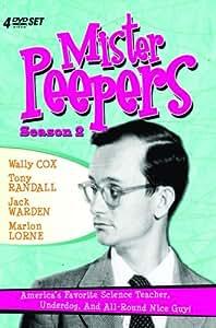 Mister Peepers: Season 2 [DVD] [1953] [Region 1] [US Import] [NTSC]