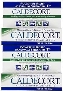 Caldecort 1% Hydrocortisone Cream-1 oz