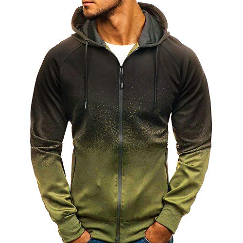 Rovtand suéter con Capucha para Hombre