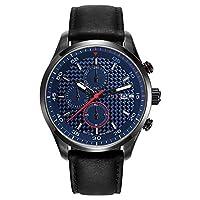 Esprit ES-TYLER BLACK - Reloj de cuarzo para hombres, color negro de ESPRIT