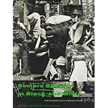 Romare Bearden in Black-And-White: Photomontage Projections, 1964