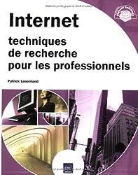Internet : Techniques de recherche pour les professionnels
