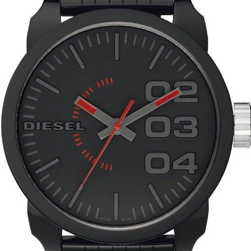 0dc2dd4eaa02 Diesel Franchise-P57 DZ1460 - Reloj analógico de cuarzo para hombre ...