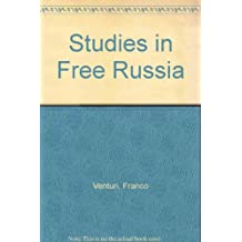 Studies in Free Russia