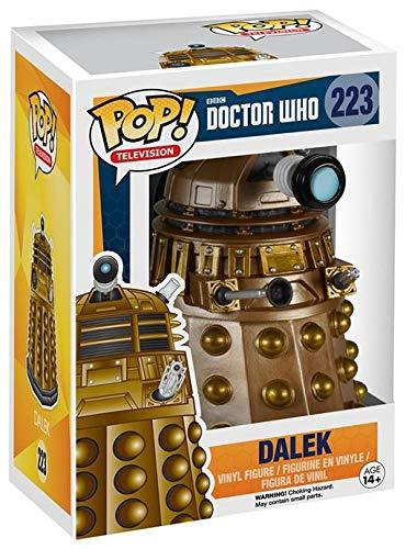 Doctor Who Dalek Vinyl Figure 223 Sammelfigur Standard -