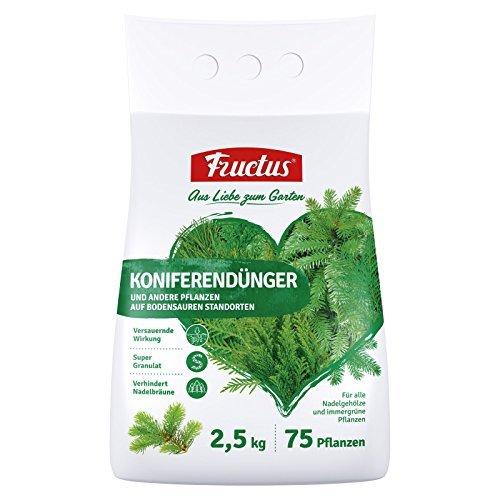 Fructus Engrais Conifères - 2,5 kg