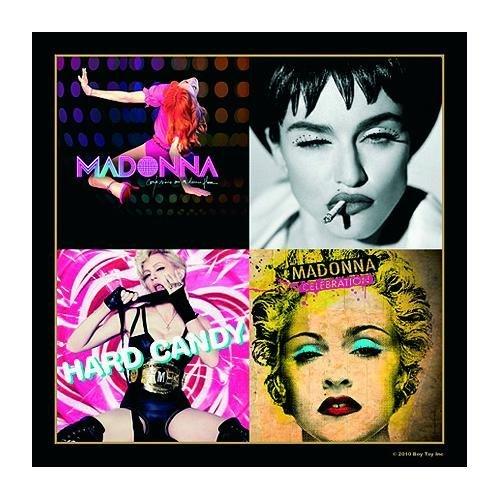 Madonna Album Montage Inc Hard Candy & Celebration individ - Hard-rock-candy
