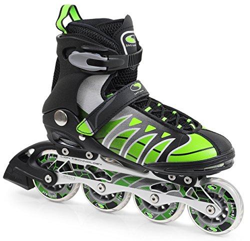 Kinder Inlineskates Inliner Größenverstellbar ABEC9 Skates SPEEDSTAR Spokey Inlineskating