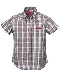 Damen-Bluse Kurzarm Funktionsshirt für Frauen von Fifty Five - Lori - mit Quick-Dry und UV-Schutz für Outdoor-Bekleidung
