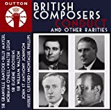 British Composers Conduct and other rarities by Granville Bantock