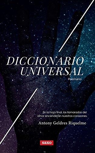 Diccionario universal: Poemario por Antony Geldres Riquelme