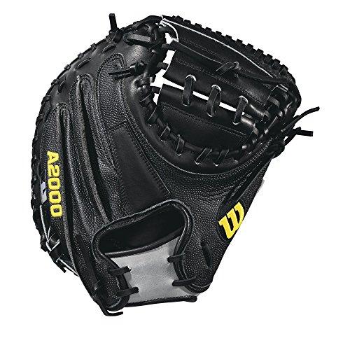 WILSON A2000 SuperSkin Baseballhandschuh Serie, Herren, 2018 A2000® M2 SS 33.5