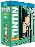 Tintin : l'intégrale de l'animation - 21 aventures [Blu-ray]...