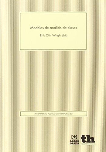 Modelos de análisis de clases (Pensamiento político contemporáneo)