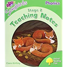 Oxford Reading Tree: Level 2: More Songbirds Phonics: Teaching Notes by Julia Donaldson (2009-03-05)