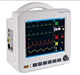'ZODORE 8.4 Farbe TFT Display 6 PARAMETERS Portable Patient Monitor ECG 2-temp