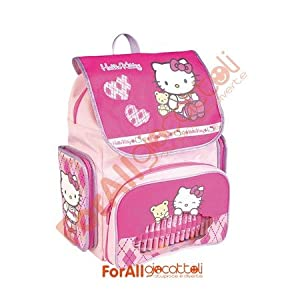 Hello Kitty Mochila Color