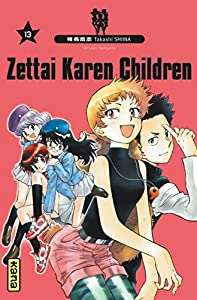Zettai Karen Children Edition simple Tome 13