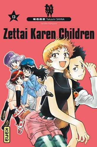 Zettai Karen Children Edition simple Tome 13