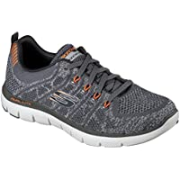 Calzado deportivo para hombre, color gris , marca SKECHERS, modelo Calzado Deportivo Para Hombre SKECHERS FLEX ADVANTAGE 2 0 Gris