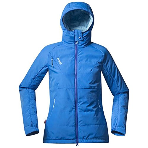 Bergans Cecilie Insulated Jacke, Farbe WinterSky/Ice/InkBlue, Größe XL