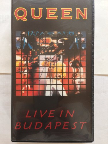 Queen - Live in Budapest (VHS) (Queen-live In Budapest)