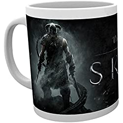 GB eye LTD, Skyrim, Dragon Borne, Taza