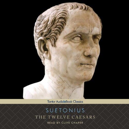 The Twelve Caesars  Audiolibri