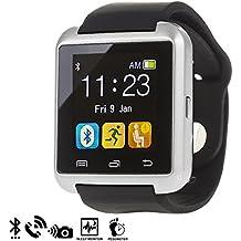 DAM - U80 Bluetooth Watch Silver