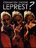 Connaît-on Encore Leprest ? (Coffret 1 Cd, 2 Dvd, 1 Livre)