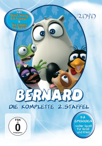 Staffel 2 Komplett (2 DVDs)